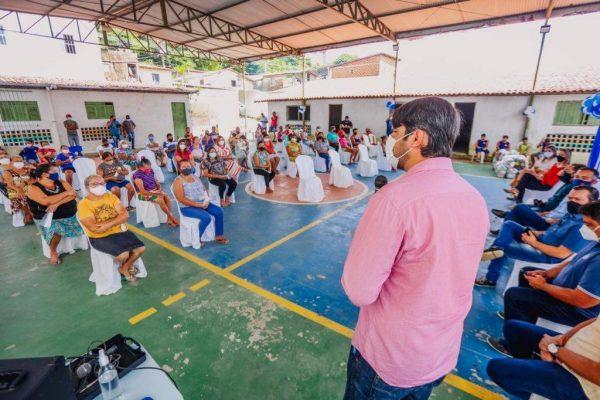 Leo Bezerra destaca importância do Projeto Ambientarte para comunidades de JP