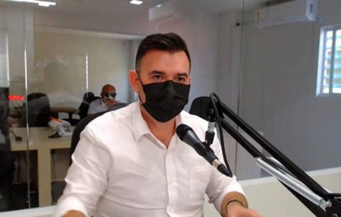 Raniery Paulino diz que será pacificador em atrito entre João e Veneziano