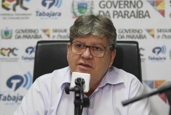João comemora reconhecimento de PM sobre investimentos feitos juntos aos profissionais da segurança pública da PB